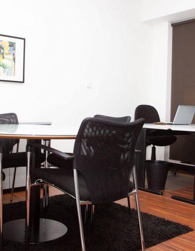 Sala Reuniões 24h | Escritórios Virtuais no Porto e em Vila Nova de Gaia